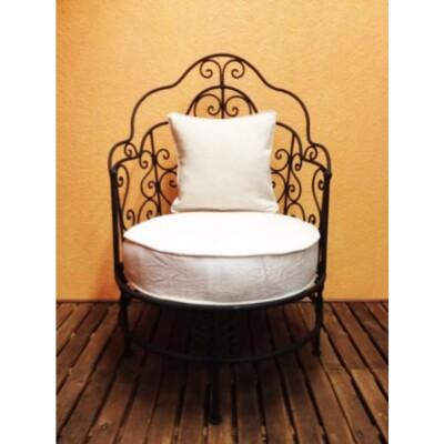 Andalous marrakeshi karosszék, fotel