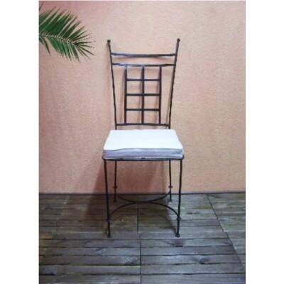 Athen marrakeshi szék vasból