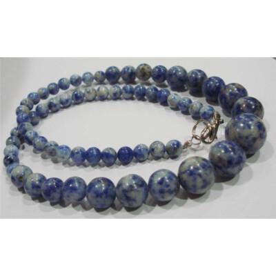 Lapis lazuli nyaklánc