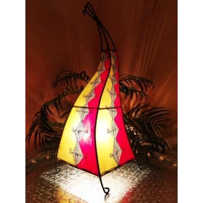 Noreen marrokkói álló lámpa multi