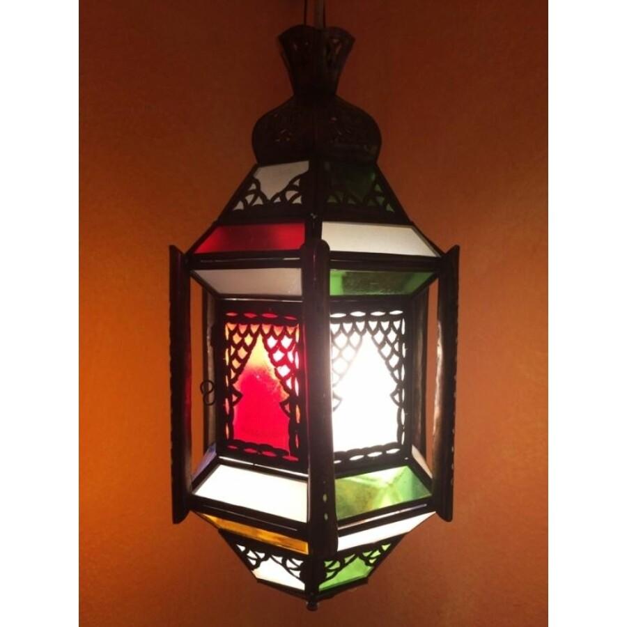 Namar marokkói mennyezeti lámpa