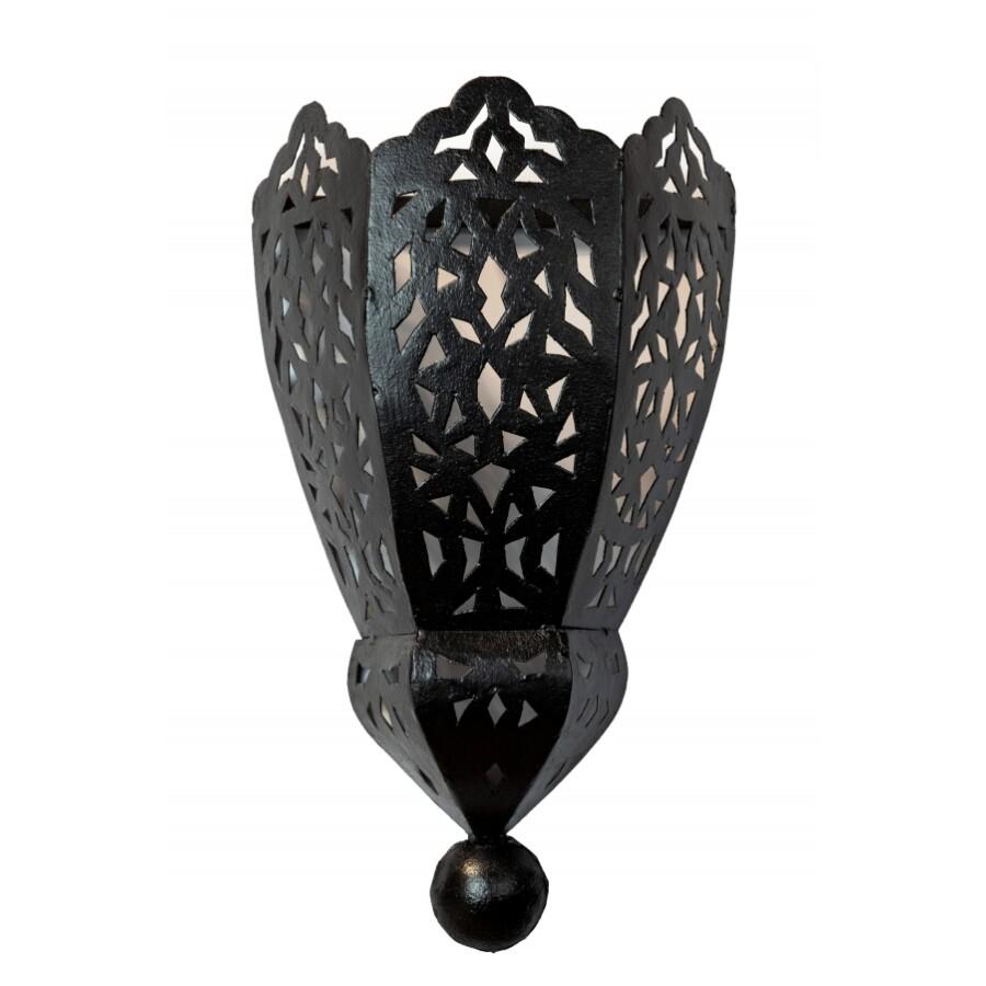 Rida marokkói fali lámpa
