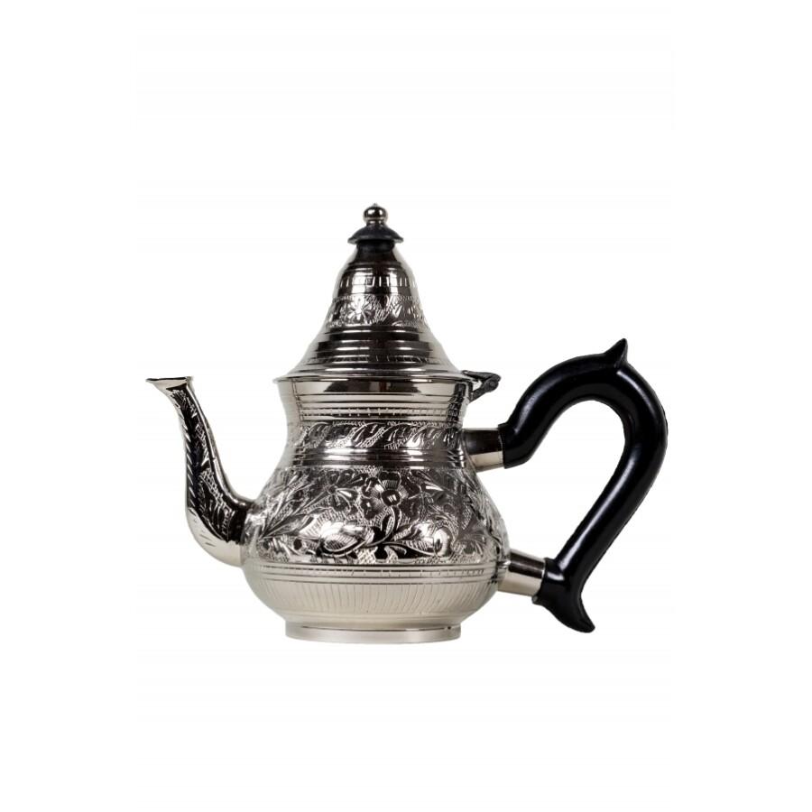 Bejan marokkói teakiöntő ezüst 400 ml