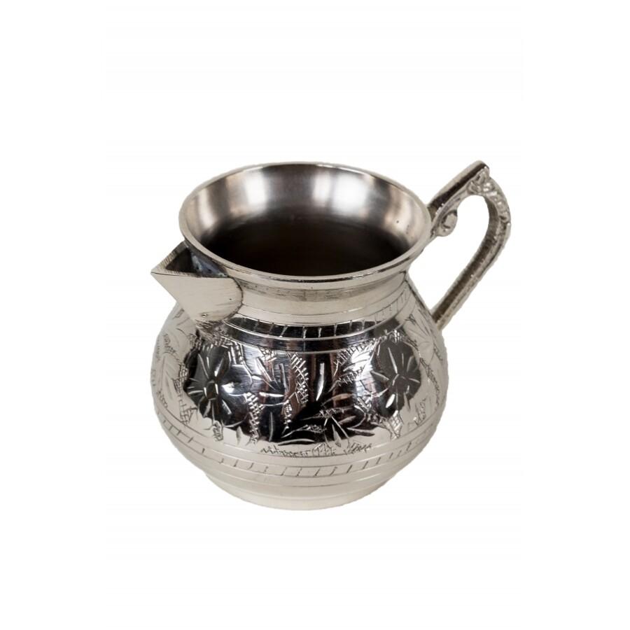 Brass marokkói teakiöntő