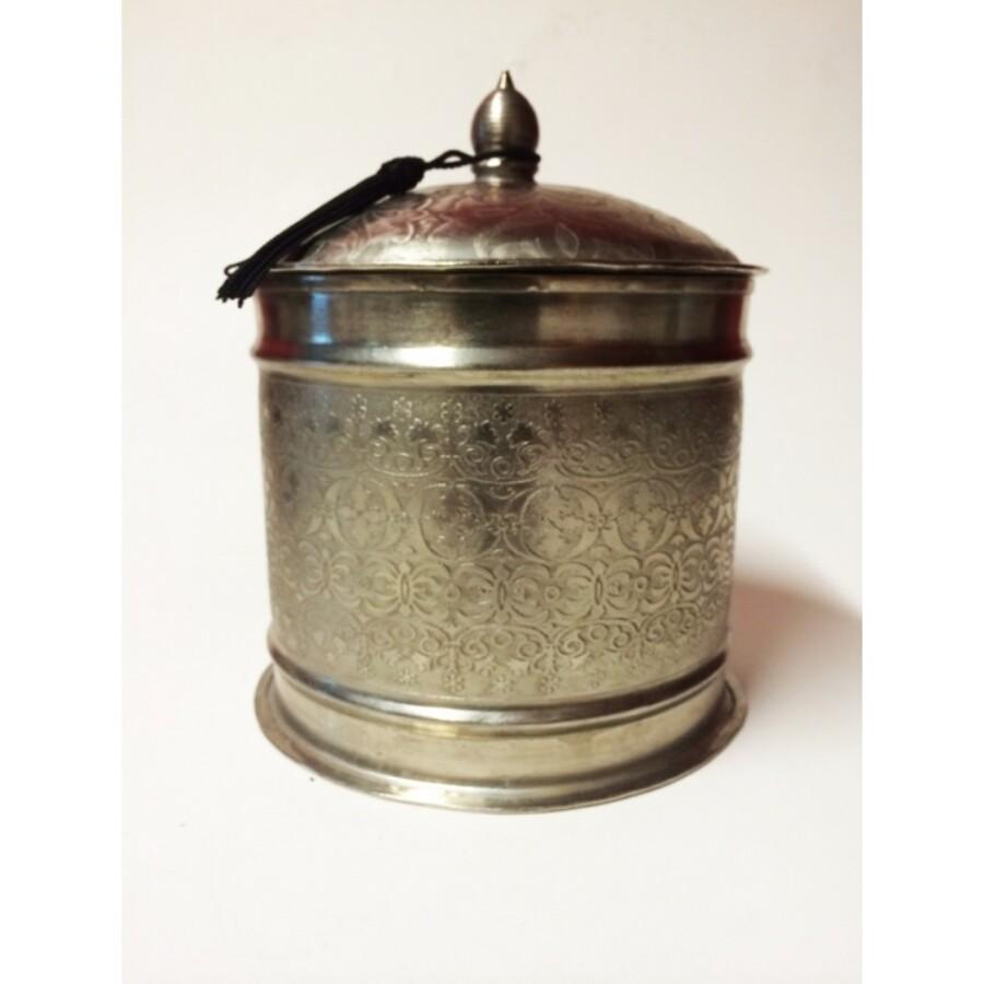 Sahana marokkói teázási kellék tartó box S