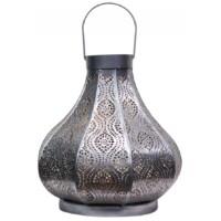 Bagok marokkói gyertya és mécsestartó