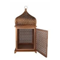 Suleika marokkói gyertya és mécsestartó