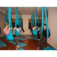 Antigravitációs jóga függőágy világoskék színű 4 méteres