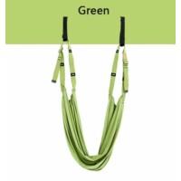 Jóga heveder zöld