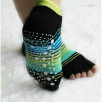 Színes jóga zokni