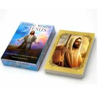 Jézus szerető szavai kártya