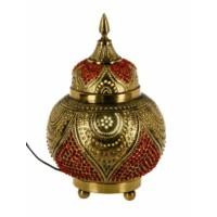 Abidah marokkói asztali/mennyezeti lámpa szett
