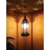 Bayan asztali/fali/mennyezeti marokkói lámpa 50 cm