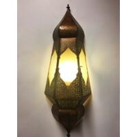 Indira marokkói fali lámpa