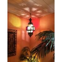 Sehrazat marokkói mennyezeti/fali lámpa