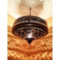 Ashya marokkói fali lámpa