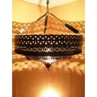 Ashya marokkói mennyezeti lámpa