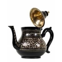 Baidar marokkói teakiöntő fekete 1000 ml