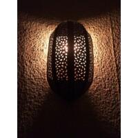 Burgos marokkói fali  lámpa