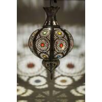 Essam marokkói mennyezeti lámpa