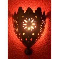 Kamal marokkói fali lámpa