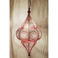 Malha marokkói mennyezeti lámpa több színben