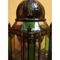 Moulati marokkói mennyezeti lámpa