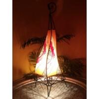 Narin marokkói henna állólámpa 70 cm