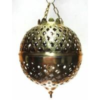 Safiye marokkói mennyezeti lámpa arany kicsi