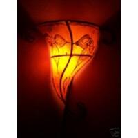 Sanaa marokkói henna fali lámpa
