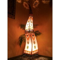 Selay marokkói henna állólámpa 150cm