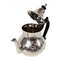 Abidin marokkói teakiöntő ezüst 1000 ml