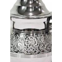Eldina marokkói teakiöntő ezüst  200 ml