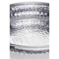 Fidan ezüst marokkói tálca 34 cm