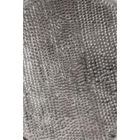 Mahra ezüst marokkói tálca 27 cm