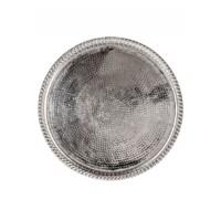 Mahra ezüst marokkói tálca 32 cm