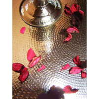 Paris ezüst marokkói tálca 40 cm