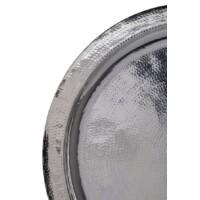 Paris ezüst marokkói tálca 60 cm