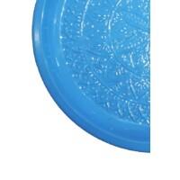 Tatmanur kék marokkói tálca 40 cm