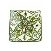 Ain marokkói kerámia tányér