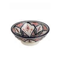 Amodini marokkói kerámia tányér