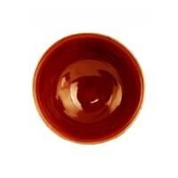 Cariba marokkói kerámia tányér piros
