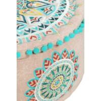 Badar 2 textil puff / ülőpárna