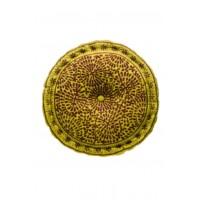 Haydar keleti textil puff ülőpárna 50 cm