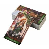 Zöld boszorkány Tarot