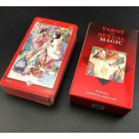 Szexuál mágia Tarot