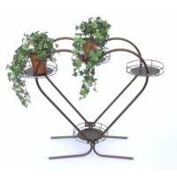 Virágtartó szív alakú 64 cm