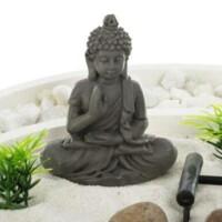 Buddha dekoráció VII.