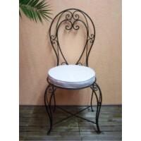 Elsol marrakeshi szék vasból