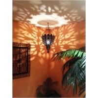 Frana marokkói mennyezeti lámpa